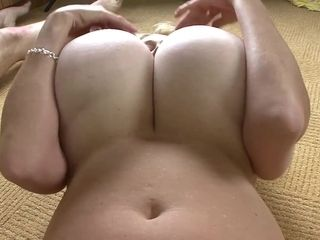 Mature Blonde With Huge Tits Fucked Hard