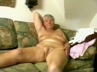 Crazy Homemade video with Solo, Grannies scenes