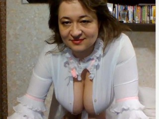 Ukranian huge-titted Mature