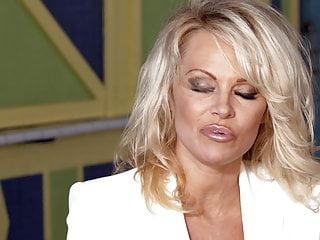 Pamela Denise Anderson - ''Baywatch'' film bts