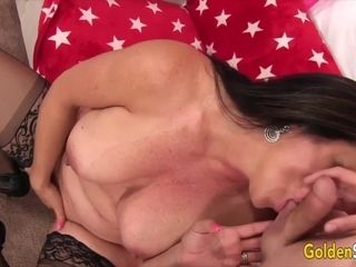 GoldenSlut Older Ladies Show off Their Cock Sucking Skills Compilation 20