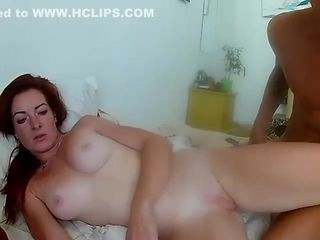 Unexperienced ginger-haired Does oral Until facial cumshot money-shot