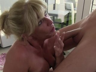 XXX Omas - Naughty German amateur granny enjoys hardcore sex and cum in mouth