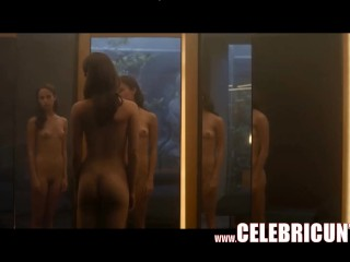 Alicia Vikander Fully Nude Celebrities Pussy & Tits