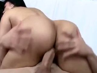 This horny busty Latina MILF rides a dick like a champ and I love her huge tits