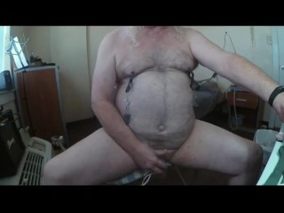 TOUCH UP SHAVE CBT WANK