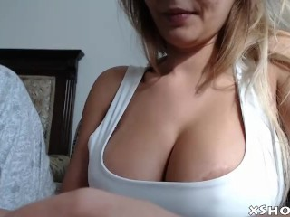 Humid milf mommy ejaculating On webcam