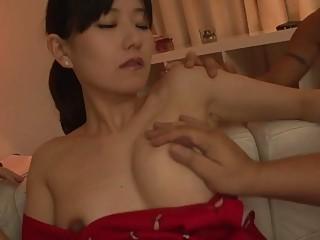 Mind-blowing cougar Manami Komukai horny More at javhdnet