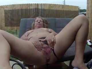 Fabulous Homemade video with Masturbation, Grannies scenes