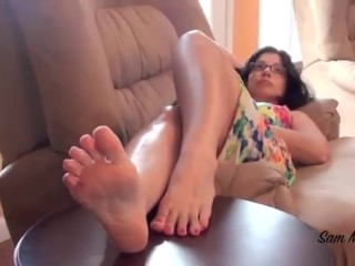What supposing I swept off one's feet Your Soles ?