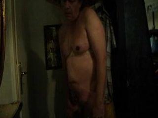 Horny slut exposed