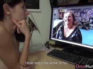 OmaHunter Lesbian Adventure Compilation Video