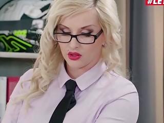 LETSDOEIT - Hot Teacher Jarushka Ross Takes Student's Cock