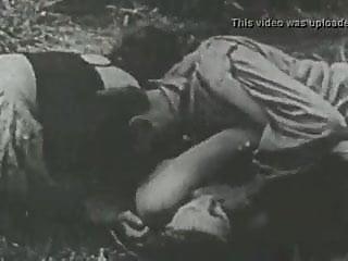 Vintage Sex Back in 1910