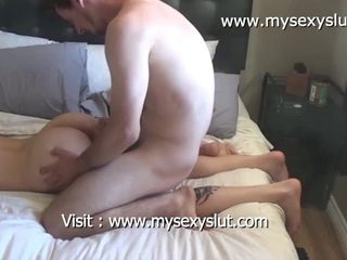 Slutty Skinny Whore Get Hardcore Fuck