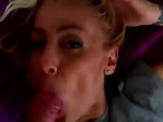 Yelena Vera sucking load of shit