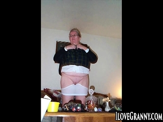 ILoveGrannY crude Compilation be useful to grown up Pics