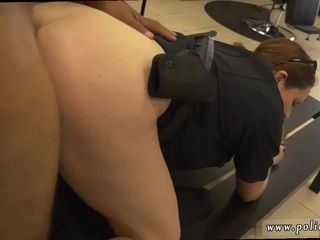 Rubdown salon deep throat guzzle and marvelous blond ass-fuck Robbery Suspect
