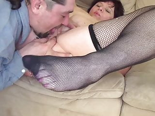 Ultra-kinky gilf screwed by her son
