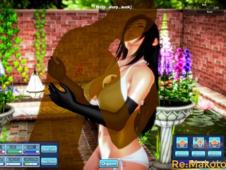 Tutorial babe select how download and install tifa from FF mobius