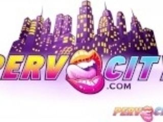 """PervCity Latina cougar Mercedes Carrera anal invasion Soccer Mom"""