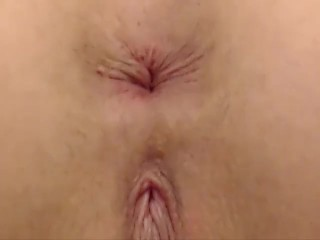 Super-bitch with nimble bum makes anal invasion going knuckle deep and widely opened