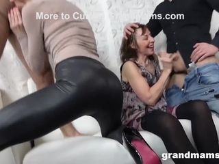 Dirty Old Club Sluts looking for a Good Time