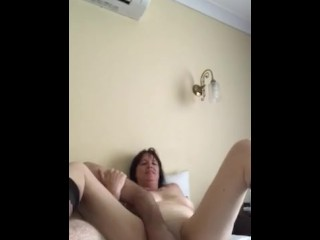 Finger my whore wifey fucktoy guy