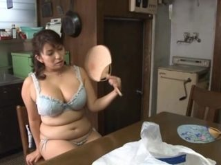 Chubby Mature Yukari Orihara Gets Her Juicy Pussy Pounded