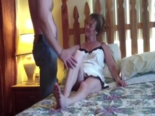 Mature wife sitll fucks like a junior girl