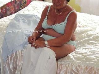 OmaGeiL Plenty of Old Granny Pictures Compilation