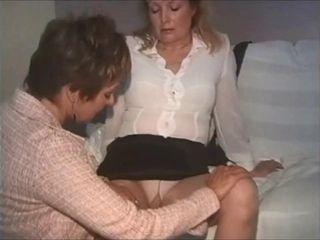 Horny mature dresser