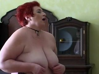 Unsound Redhead, BBW porn team of two