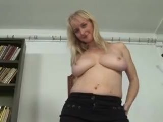 Busty blonde hungarian milf monik (monika) interracial fuck