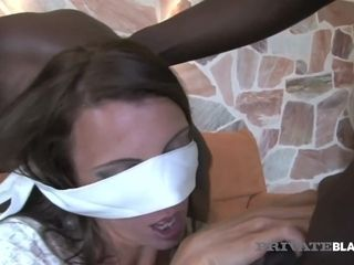 PrivateBlack Swiss Milf Caroline Tosca Dicked by 3 BBCs