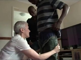 Mrs. Elderly serviced wide of 2 African Immigrants
