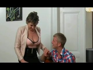 junior stud fucked hot gilf