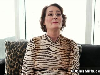 Getting To Know Our New 60plus Milf - Renee Kane - 60PlusMilfs