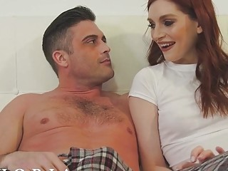 Wife Convinces Husband To Have 3some With His Stepbrother