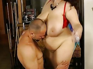 Super Milf And Ind Porn Charlie Cooper - Billiards BBW, Play With Boobs