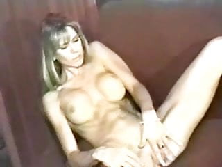 Cassidy Lace delights her rock hard supermodel bod
