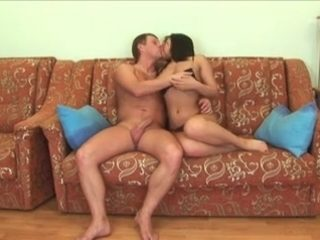 My mom joins me and my asian girlfriend for threesome