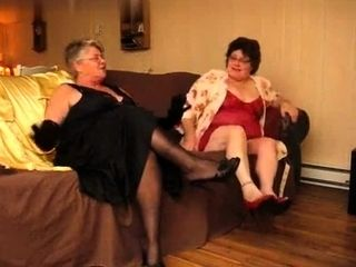 Mature lesbian with younger woman steamy hot lesbian action
