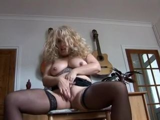 Exotic Homemade movie with Grannies, Blonde scenes