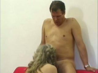 Grey haired mature chesty hoe is glad to rail powerful penis