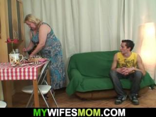 son in law fucks girlfriends huge real mother