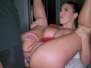My best friend's wife let me fuck her tight ass