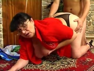 Exotic Amateur video with Grannies, Big Tits scenes