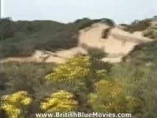 Kerry Matthews - brit Outdoor undressing