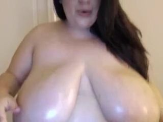 MFC HouseWifeSwag BIG TITS. OIL TITS